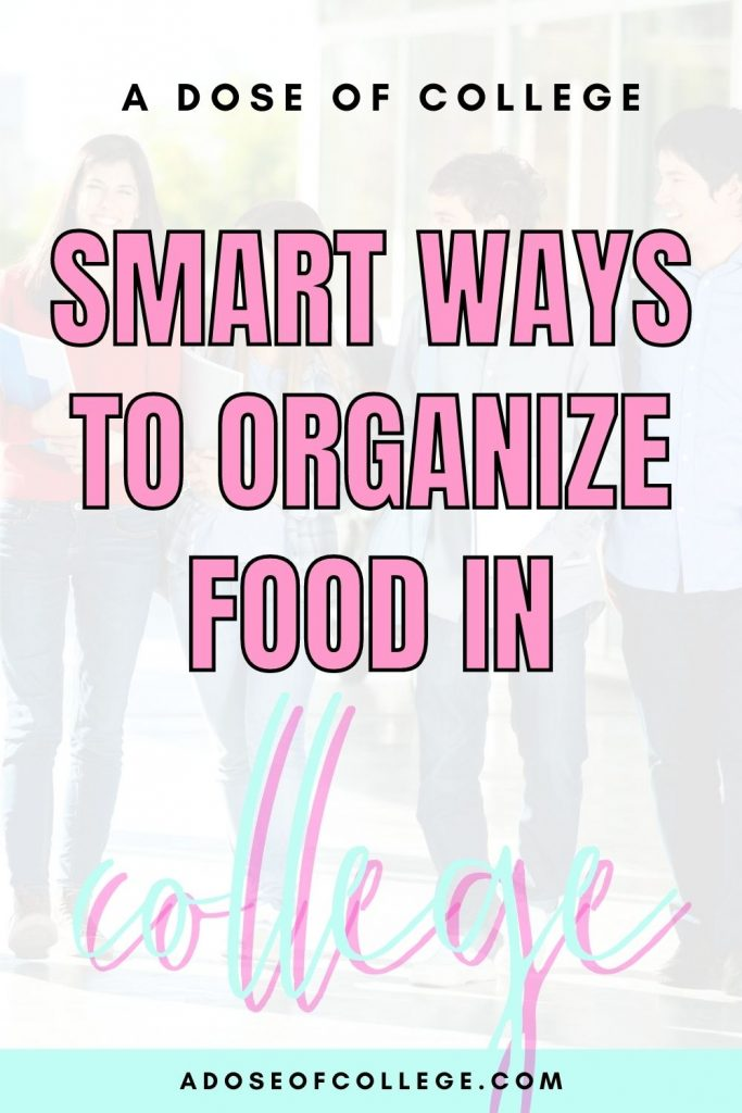 Best Ways to organize your food 7 of 4