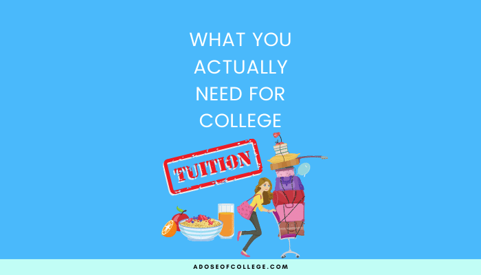College Needs