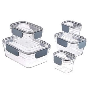 Store leftovers in food containers