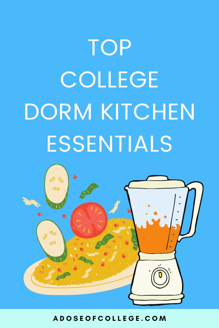 16 Best College Dorm Kitchen Essentials 2 of 4