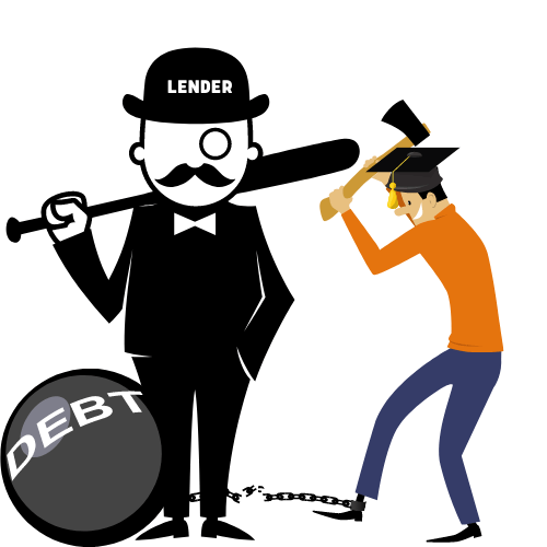Brutal Reasons College Student Loans Are A Bad Idea 3 of 9