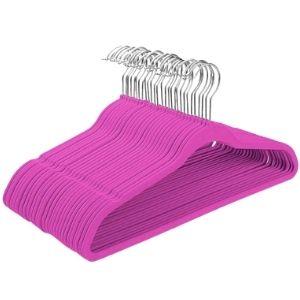 College Dorm Essentials Non-slip hangers