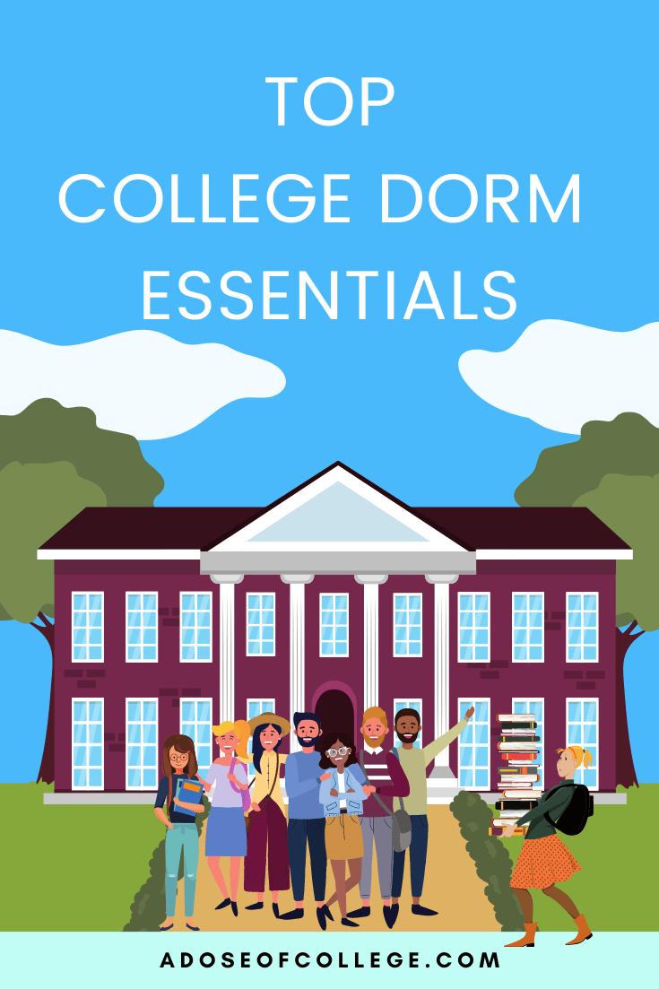 College Dorm Room Essentials 3 of 3
