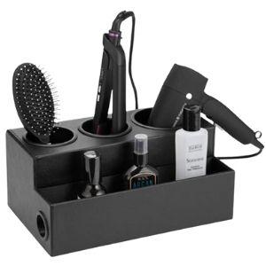 College Essentials Hair tools organizer