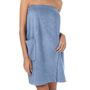 College Essentials Towel wrap
