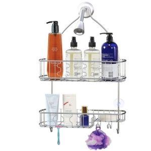 Dorm Bathroom Essentials Flex shower caddy