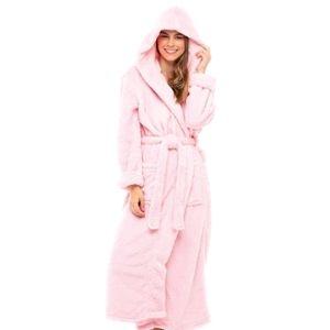 Dorm Bathroom Essentials Plush bathrobe
