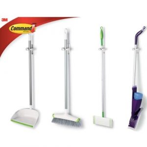 Dorm Cleaning Supplies Broom and mop grippers