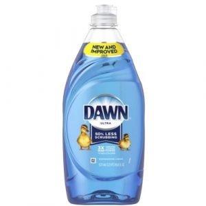 Dorm Cleaning Supplies Dishwashing liquid