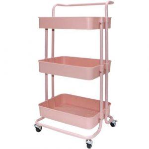 Dorm Cleaning Supplies Storage cart