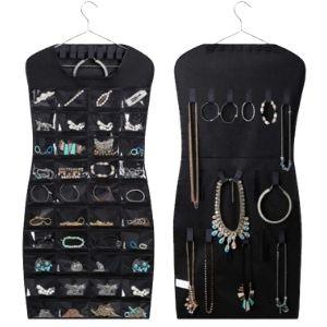 Dorm Closet Essentials Hanging jewelry holder