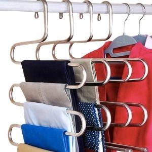 Dorm Closet Essentials Pants hangers