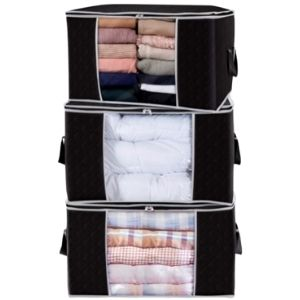 Dorm Closet Essentials Storage bags or bins