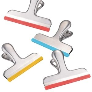 Dorm Kitchen Essentials Chip clips