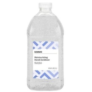 Dorm Room Cleaning Supplies Hand sanitizer