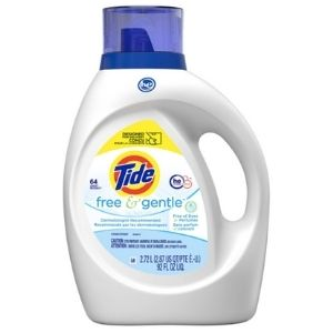 Dorm Room Cleaning Supplies Laundry detergent for Sensitive Skin