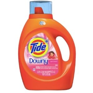 Dorm Room Cleaning Supplies Laundry detergent