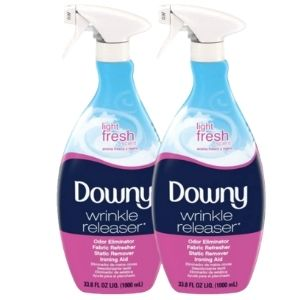 Dorm Room Cleaning Supplies Wrinkle release spray