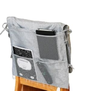 Dorm Room Storage - Over The Chair Caddy