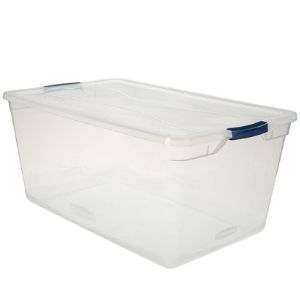 Dorm Room Storage - Stackable Containers