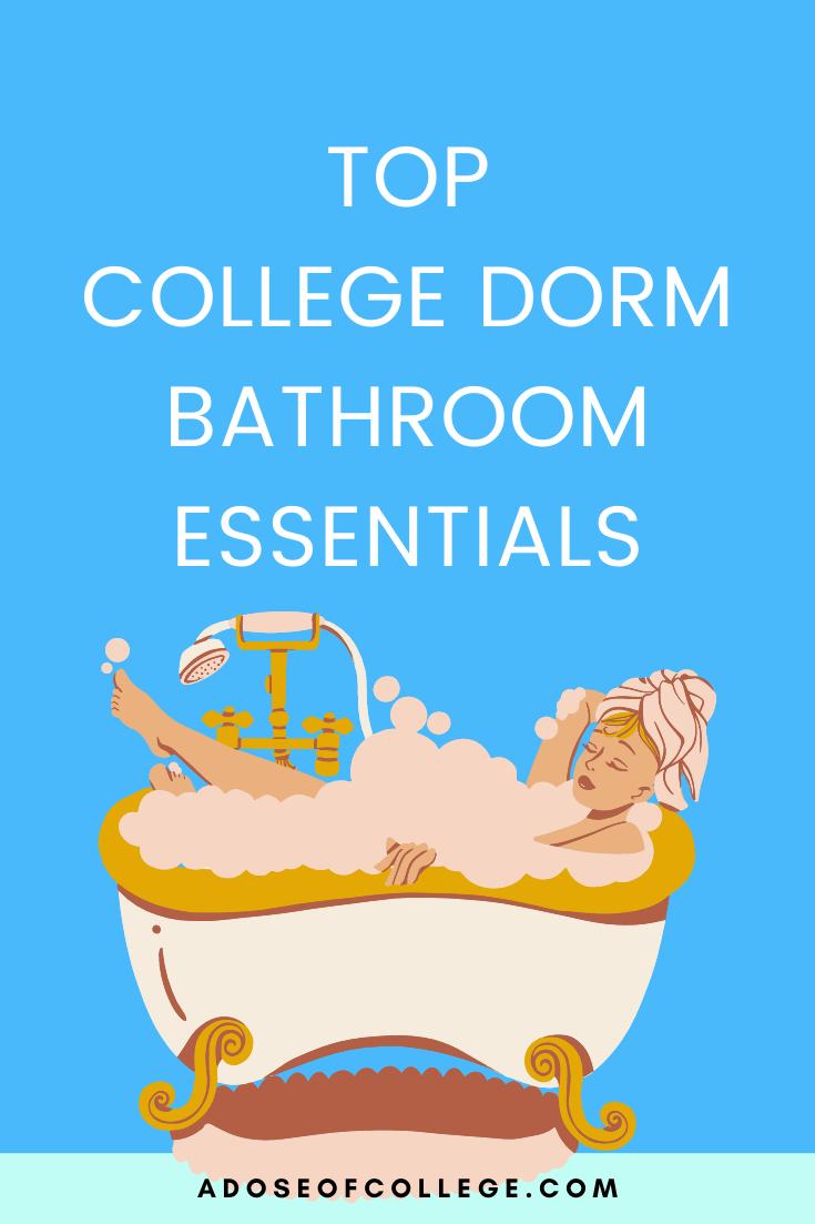 Top Dorm Bathroom Essentials 2 of 6